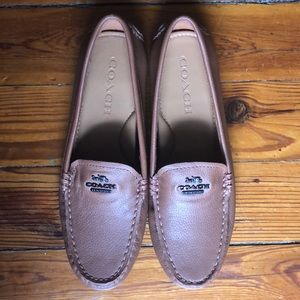 New Coach Loafers Mary Lock Up 6.5B